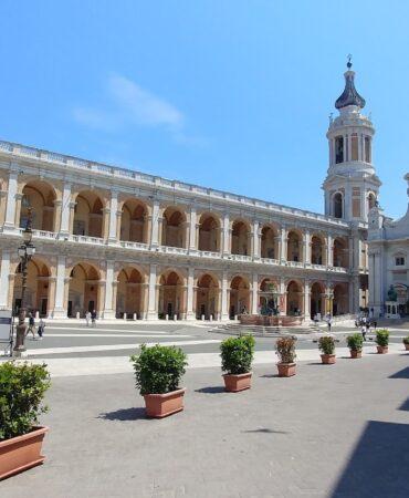 Loreto - Piazza della Madonna